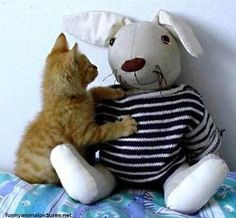 Are YOU the Easter Bunny? Fluff