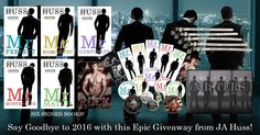 EPIC 2016 Prize Pack from Author JA Huss enter via: http://jahuss.com/giveaways/epic-2016-prize-pack-from-author-ja-huss/?lucky=817&embed=1