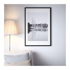 IKEA - MARIETORP, Wissellijst, 61x91 cm, , Kan horizontaal of verticaal…