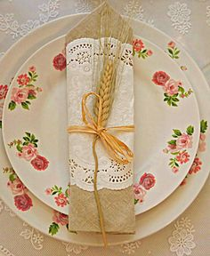 Shavuot Table Decorations and Ideas
