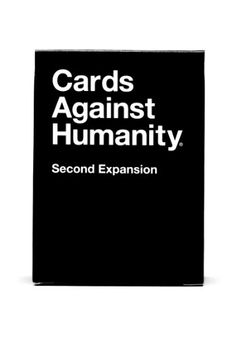 Cards Against Humanity: Second Expansion | Your #1 Source for Toys and Games