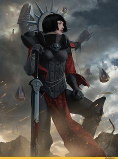 Warhammer 40000,warhammer40000, warhammer40k, warhammer 40k, ваха, сорокотысячник,фэндомы,Imperium,Империум,sister of battle,Ecclesiarchy