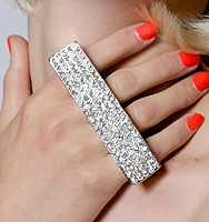 four finger ring - Google Search