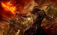 The Charr Horde