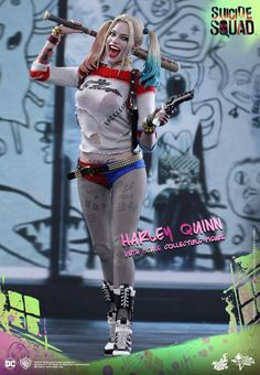 Hot Toys - MMS383 - Suicide Squad - Harley Quinn (Normal Edition)