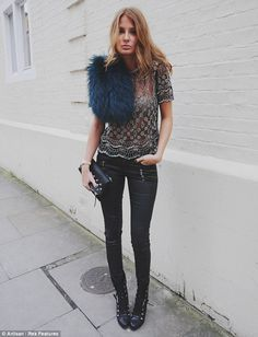 Made in Chelsea's Millie Mackintosh.