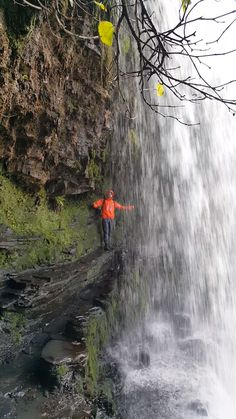 The Four Waterfalls walk is a captivating woodland walk exploring the Waterfall Country in the Brecon Beacons. Cool Places To Visit, Places To Travel, Travel Destinations, Places To Go, Beautiful Places To Visit, Imagen Natural, Brecon Beacons, Beautiful Waterfalls, Heart In Nature