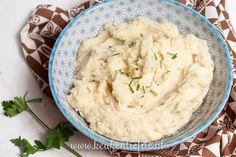 Dit recept heb ik afgekeken van mijn moeder. Wanneer zij een etentje geeft, serveert zij steevast deze aardappel-knolselderijpuree. Door de knolselderij