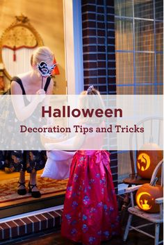 Halloween is quickly approaching. Soon there will be a variety of monsters, princesses and other creatively dressed characters at your door. Maybe you are having friends and family over for a celebration. Below are a few ideas to enhance your living environment with festive Halloween decor. Maura Braun Interior Design, INC.
