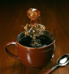 Coffee Splash by Jack Long