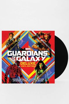 Guardians Of The Galaxy: Awesome Mix Vol. 1 - Urban Outfitters