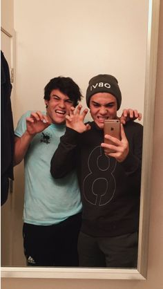 Ethan and Grayson Dolan❤️❤️❤️