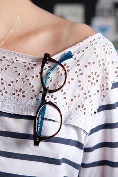 Anne et Valentin Miniblue glasses