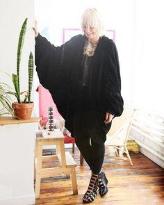Wardrobe Chic: Sia