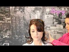 Great look With Hairspray Half Wig & Hair Plait. Great look With Hairspray Half Wig & Hair Plait. Plaits Hairstyles, Half Wigs, Hairspray, Hair Accessories, Tv, Modern, Trendy Tree, Braid Styles, Hair Sprays