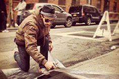 JR x Liu Bolin | New York