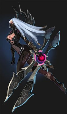 Nightblade Irelia - League of Legends