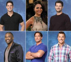 Bachelorette 2014: Chris Harrison Picks 5 Guys to Watch From Season 10!