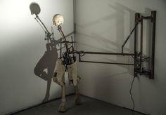 'Pan' (2012) by Tim Lewis