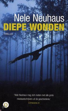 Nele Neuhaus - Diepe wonden - 2013