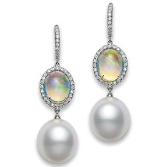 Cult pearls from Mikimoto