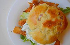 Le burger croustillant au poulet et au piment vert, c'est la dernière recette de la #BurgerWeek !