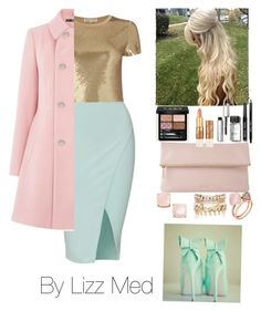 """""""Always sweet"""" by lizz-med on Polyvore featuring Michael Kors, Oasis, Whistles, Gucci, tarte, Bobbi Brown Cosmetics, Kate Spade, River Island, women's clothing and women"""