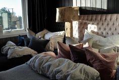 Et «cozy» søskenrom. – Villa Paprika