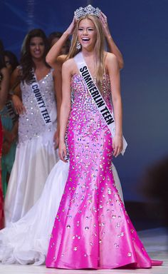 Miss Nevada Teen USA 2014 Evening Gown: HIT or MISS?