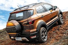 Ford Ecosport, Car Ford, Ford Trucks, Ford Edge, Gt500, S Car, Female Friends, First Car, Cars And Motorcycles