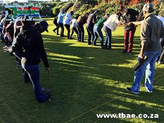 Tagtron Solutions Communication Outcome Based team building event in Cape Town, facilitated and coordinated by TBAE Team Building and Events Team Building Events, Cape Town, Communication, Soccer, Futbol, Soccer Ball, Football, Communication Illustrations