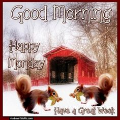 Winter Good Morning Happy Monday Image Quote monday good morning monday quotes good morning quotes happy monday have a great week monday quote happy monday quotes cute monday quotes winter monday quotes Good Morning Winter, Good Morning Happy Monday, Good Morning Picture, Good Morning Greetings, Morning Pictures, Morning Wish, Morning Images, Good Morning Quotes, Weekend Greetings
