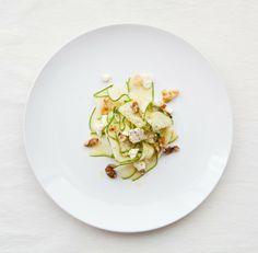 Zucchini & Feta Salad