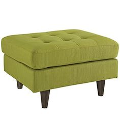 Modern Contemporary Upholstered Ottoman, Green Fabric, http://www.amazon.com/dp/B00TS58KS2/ref=cm_sw_r_pi_awdm_x_nlf1xbJC946GC