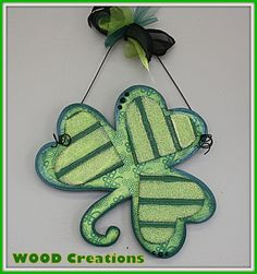 WOOD Creations: St. Patrick's Day Creations are Here!