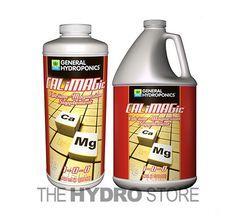 General Hydroponics Calimagic 32oz Quart 128oz Gallon -calcium magnesium calmag - http://ift.tt/2dRQeQv - #hydroponics #foodinnovation