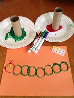 Very Hungry Caterpillar Crafts and Activities - The Activity Mom