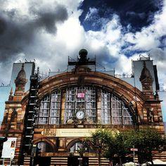 Frankfurt (Main) Hauptbahnhof in Frankfurt am Main, Hessen