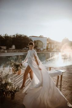 High-Fashion Ostuni Puglia Wedding Inspiration – Koko Photography 37  This drop-dead gorgeous Puglia wedding destination not only grants couples the privacy & off-the-grid coolness they may seek but also stunning white clay background to every photo.   #bridalmusing #bmloves #wedding #weddinginspo #inspiration #italy #weddingdestination Beautiful Bride, Beautiful Dresses, Dead Gorgeous, Destination Wedding Inspiration, Destination Wedding Photographer, Wedding Styles, Wedding Photos, Eclectic Wedding, Bridal Musings