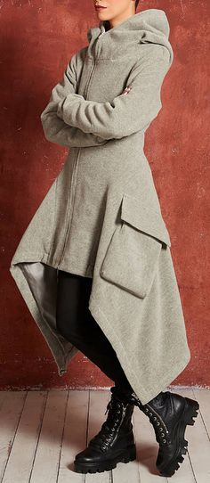 OFF>>Fashion Longs Women Windbreaker Wram Plush Coat For Women - Protected Board 1 - Fall Outfit Chic Outfits, Winter Outfits, Fashion Outfits, Womens Fashion, Fashion Trends, Fast Fashion Brands, Look Fashion, Fashion Coat, Mode Style