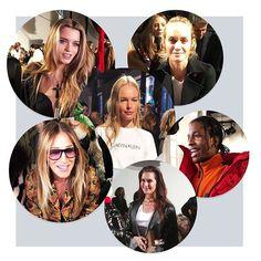 Primeira fila estrelada no début de Raf Simons na @calvinklein: por lá @AbbeyLee @ambervalletta @katebosworth Sarah Jessica Parker @brookeshields e @asaprocky. Acompanhe a transmissão ao vivo aqui e em vogue.com.br (Via @viviansotocorno) #voguenanyfw #calvinklein  via VOGUE BRASIL MAGAZINE OFFICIAL INSTAGRAM - Fashion Campaigns  Haute Couture  Advertising  Editorial Photography  Magazine Cover Designs  Supermodels  Runway Models