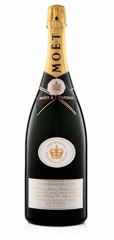The Queen's Diamond Jubilee inspired drinks.