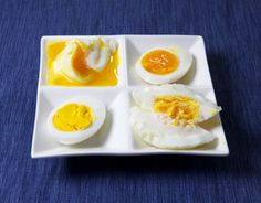 Perfect Poached Eggs via Mother Earth News