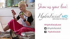 HydraFacial 'Love' - Skin Health For Life on Social Media