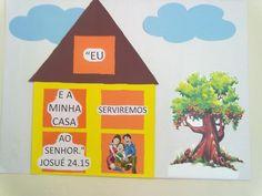 EBD Infantil: Ensinando para transformar vidas!                                                                                                                                                                                 Mais