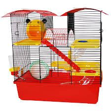 Resultado de imagem para gaiola para hamster