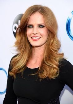 Rebecca Mader (Zelena/The Wicked Witch of the West) at the El Capitan Theatre for the Season 4 Premiere of Once Upon a Time (09/21/14) #OUAT #OUATCast
