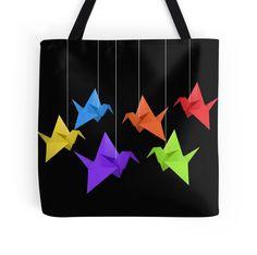 Paper cranes by Momcilo Bjekovic