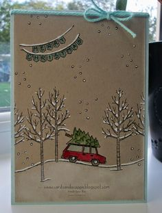 Sarah-Jane Rae cardsandacuppa: Stampin' Up! UK Order Online 24/7: White Christmas by Stampin' Up! and Making Cards Magazine News