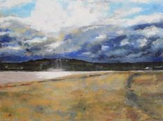 "Saatchi Art Artist Andrew Francis; Painting, ""Poppit South"" #art"